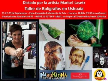 "Faber-Castell y Karukinka en la ""Expo Kupanaka"""